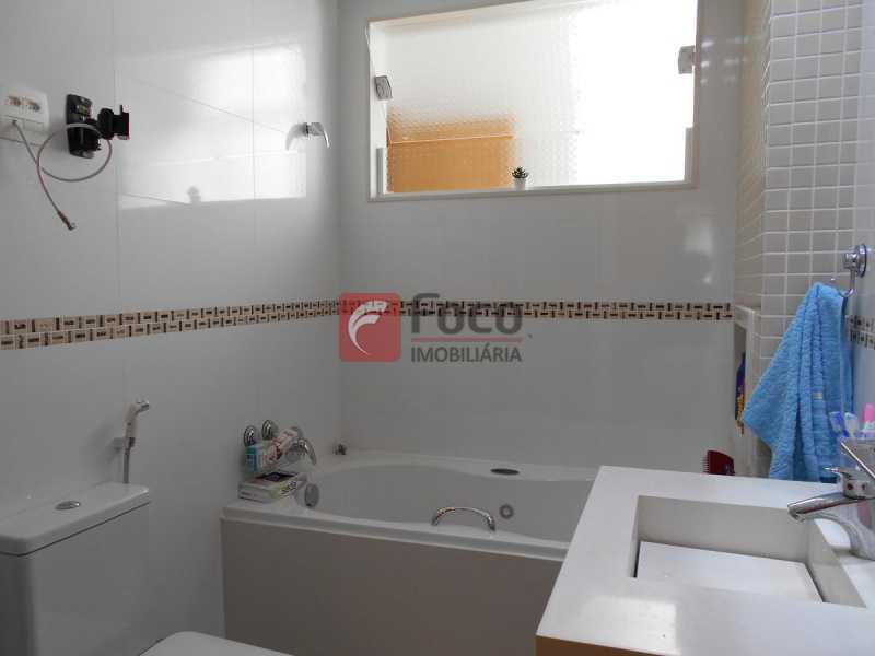 BANHEIRO SOCIAL - Apartamento à venda Rua Cardoso Júnior,Laranjeiras, Rio de Janeiro - R$ 950.000 - FLAP32166 - 12