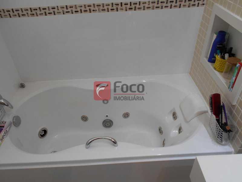 BANHEIRO SOCIAL - Apartamento à venda Rua Cardoso Júnior,Laranjeiras, Rio de Janeiro - R$ 950.000 - FLAP32166 - 13