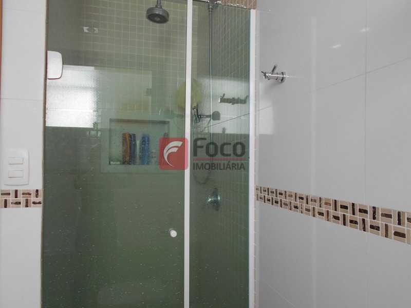 BANHEIRO SOCIAL - Apartamento à venda Rua Cardoso Júnior,Laranjeiras, Rio de Janeiro - R$ 950.000 - FLAP32166 - 14