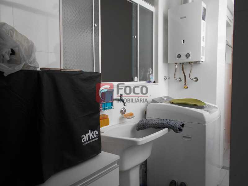 ÁREA SERVIÇO - Apartamento à venda Rua Cardoso Júnior,Laranjeiras, Rio de Janeiro - R$ 950.000 - FLAP32166 - 21