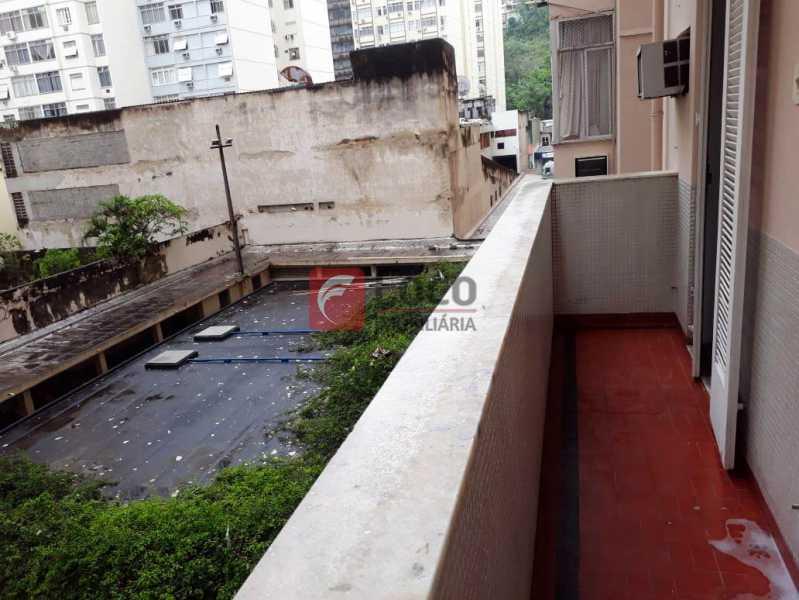 VARANDA ACESSO 2 QTS. - Apartamento à venda Rua Marquês de Abrantes,Flamengo, Rio de Janeiro - R$ 750.000 - FLAP22340 - 13
