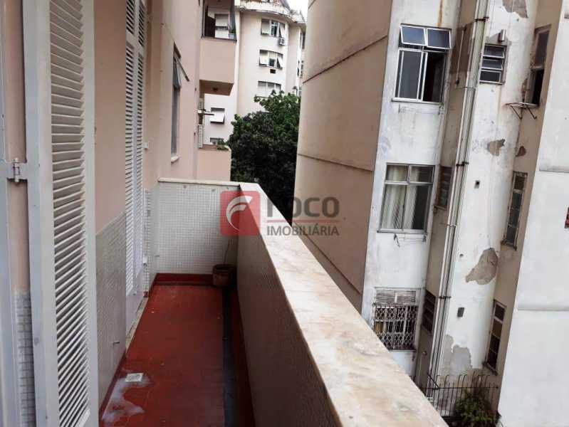 VARANDA - Apartamento à venda Rua Marquês de Abrantes,Flamengo, Rio de Janeiro - R$ 750.000 - FLAP22340 - 22