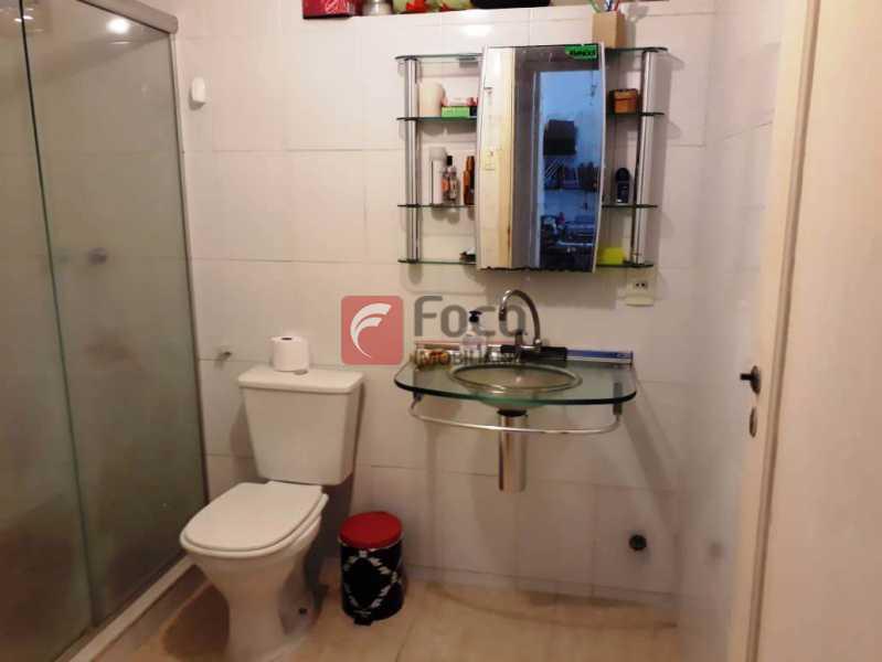 BANHEIRO SOCIAL - Apartamento à venda Rua Marquês de Abrantes,Flamengo, Rio de Janeiro - R$ 750.000 - FLAP22340 - 14