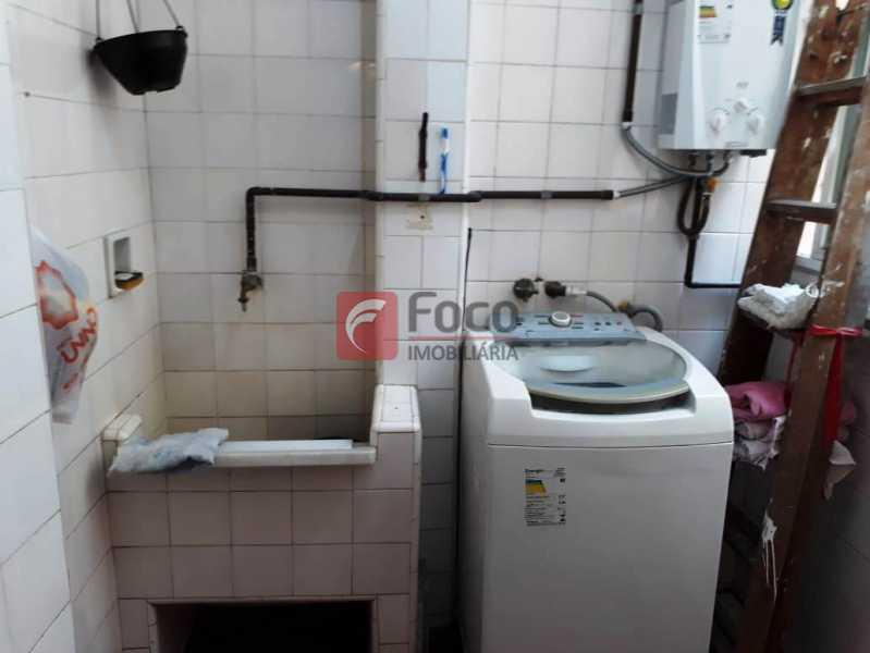 ÁREA SERVIÇO - Apartamento à venda Rua Marquês de Abrantes,Flamengo, Rio de Janeiro - R$ 750.000 - FLAP22340 - 20