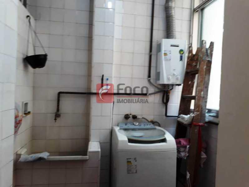ÁREA SERVIÇO - Apartamento à venda Rua Marquês de Abrantes,Flamengo, Rio de Janeiro - R$ 750.000 - FLAP22340 - 19