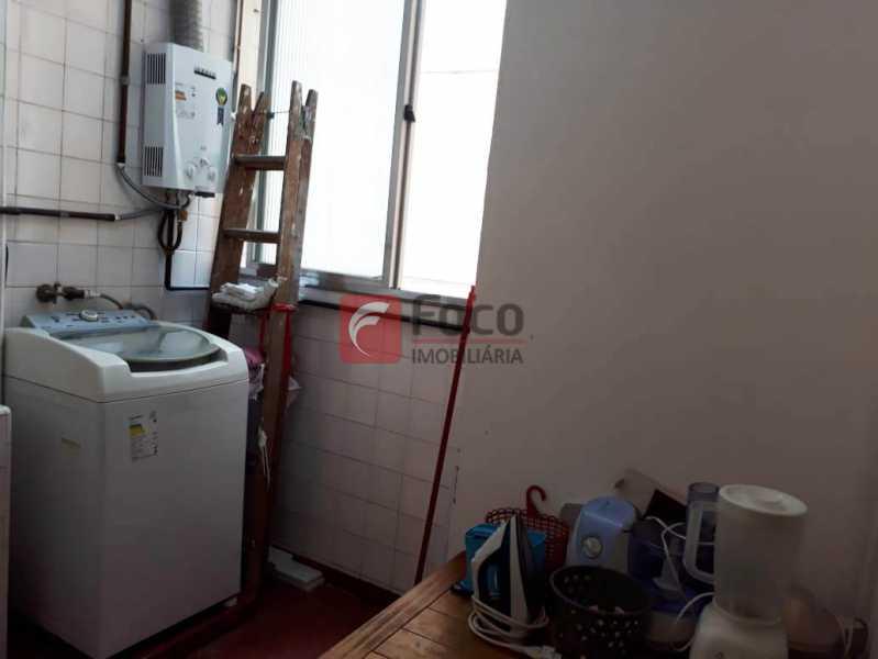 ÁREA SERVIÇO - Apartamento à venda Rua Marquês de Abrantes,Flamengo, Rio de Janeiro - R$ 750.000 - FLAP22340 - 25