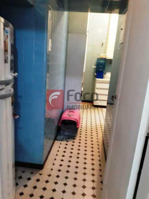BANHEIRO SOCIAL - Apartamento à venda Rua Marquês de Abrantes,Flamengo, Rio de Janeiro - R$ 750.000 - FLAP22340 - 16
