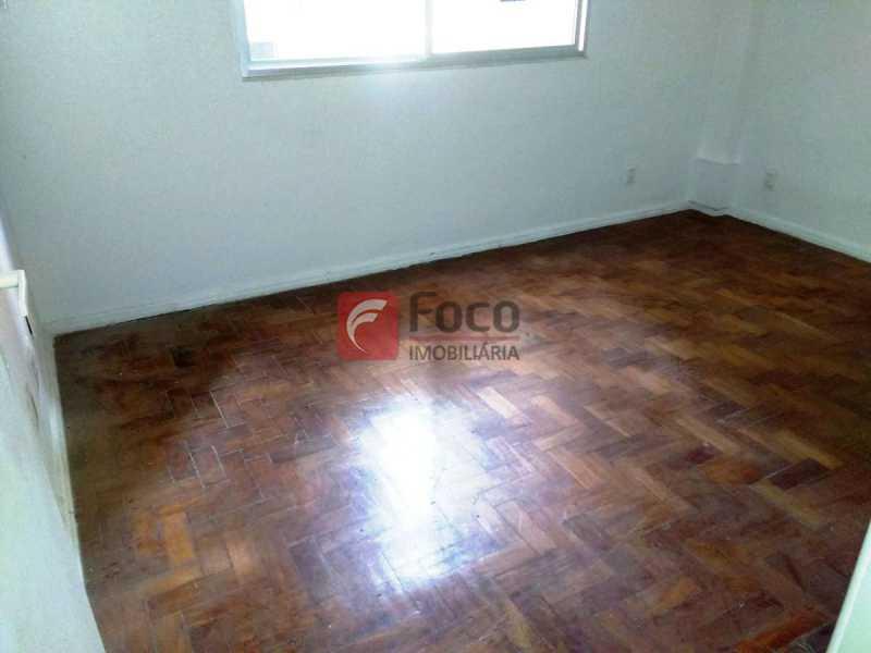 QUARTO 1 - Apartamento à venda Rua do Humaitá,Humaitá, Rio de Janeiro - R$ 650.000 - FLAP22342 - 5