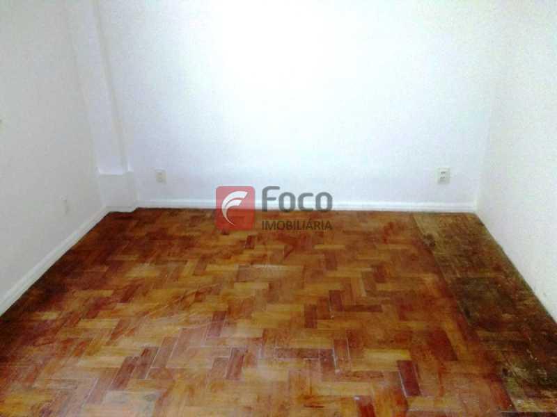 QUARTO 1 - Apartamento à venda Rua do Humaitá,Humaitá, Rio de Janeiro - R$ 650.000 - FLAP22342 - 6