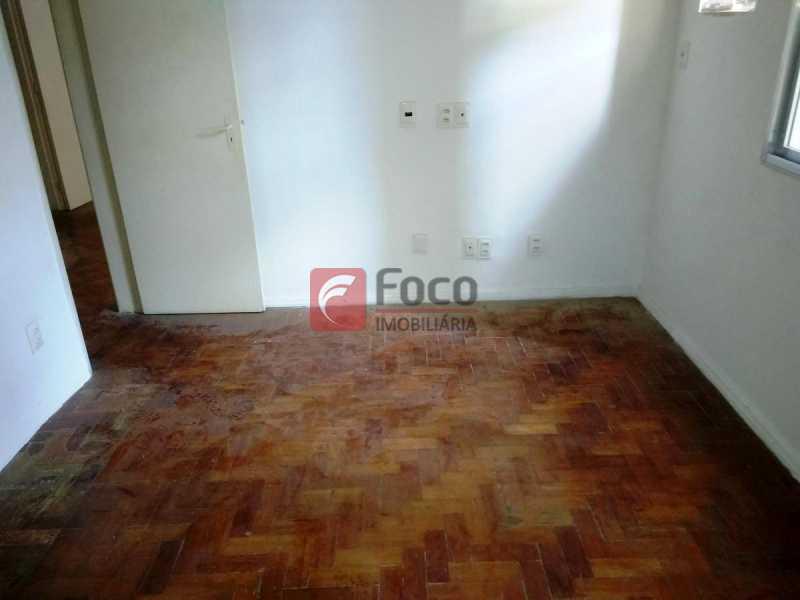 QUARTO 1 - Apartamento à venda Rua do Humaitá,Humaitá, Rio de Janeiro - R$ 650.000 - FLAP22342 - 7