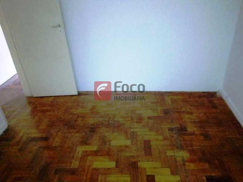 QUARTO 2 - Apartamento à venda Rua do Humaitá,Humaitá, Rio de Janeiro - R$ 650.000 - FLAP22342 - 10