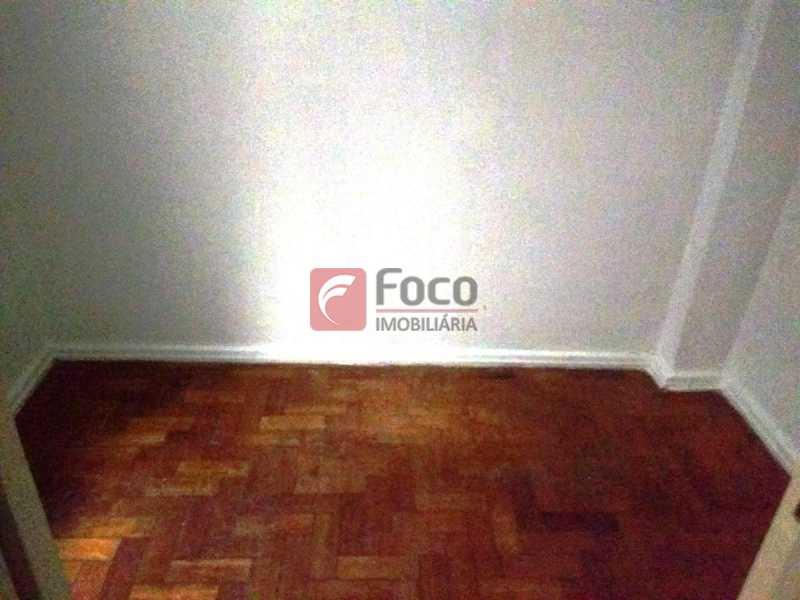 DEPENDÊNCIA - Apartamento à venda Rua do Humaitá,Humaitá, Rio de Janeiro - R$ 650.000 - FLAP22342 - 17