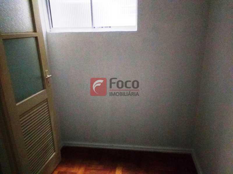 DEPENDÊNCIA - Apartamento à venda Rua do Humaitá,Humaitá, Rio de Janeiro - R$ 650.000 - FLAP22342 - 18