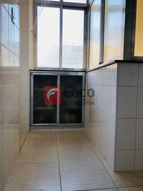 ÁREA SERVIÇO - Apartamento à venda Rua Benjamim Constant,Glória, Rio de Janeiro - R$ 1.140.000 - FLAP32176 - 19