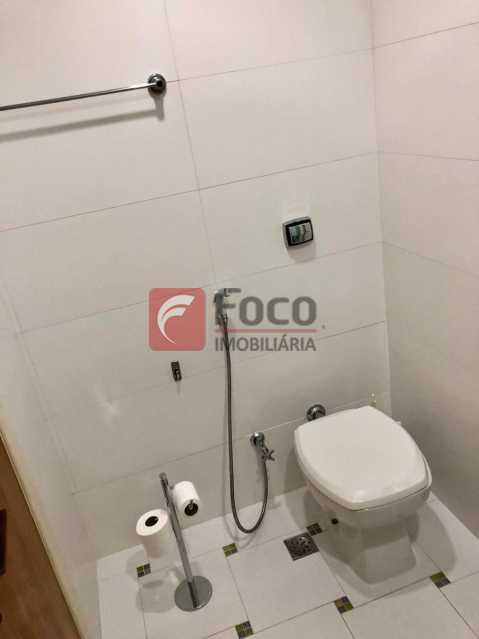 BANHEIRO SERVIÇO - Apartamento à venda Rua Benjamim Constant,Glória, Rio de Janeiro - R$ 1.140.000 - FLAP32176 - 22