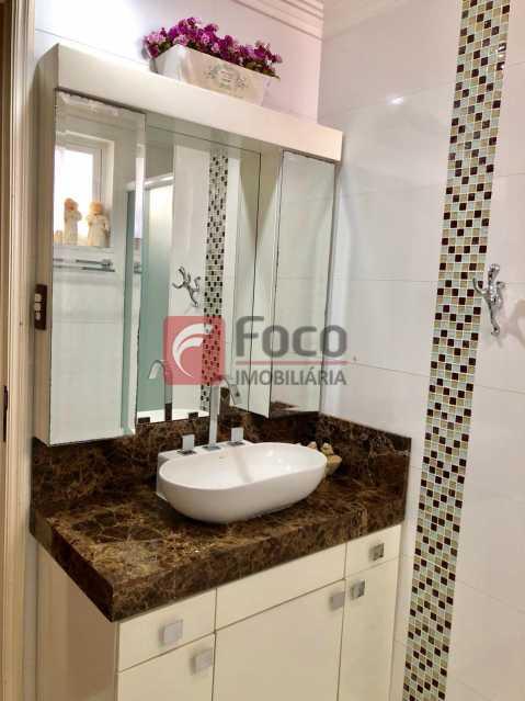 BANHEIRO SOCIAL - Apartamento à venda Rua Benjamim Constant,Glória, Rio de Janeiro - R$ 1.140.000 - FLAP32176 - 14