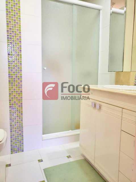 BANHEIRO SUÍTE - Apartamento à venda Rua Benjamim Constant,Glória, Rio de Janeiro - R$ 1.140.000 - FLAP32176 - 12