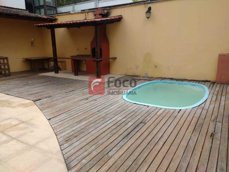 CHURRASQUEIRA E PISCINA - Apartamento à venda Rua Benjamim Constant,Glória, Rio de Janeiro - R$ 1.140.000 - FLAP32176 - 23