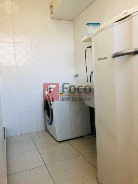 DEPENDÊNCIA  LAVANDERIA - Apartamento à venda Rua Benjamim Constant,Glória, Rio de Janeiro - R$ 1.140.000 - FLAP32176 - 20