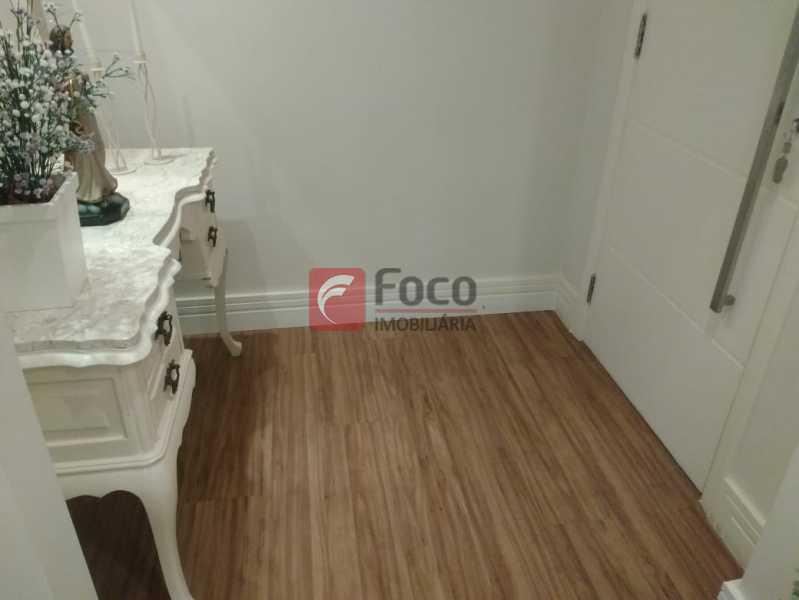 HALL ENTRADA - Apartamento à venda Rua Benjamim Constant,Glória, Rio de Janeiro - R$ 1.140.000 - FLAP32176 - 4