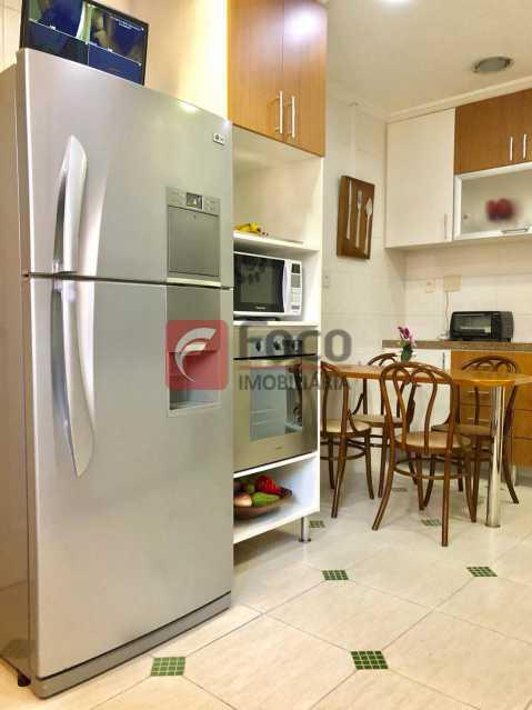 COZINHA  - Apartamento à venda Rua Benjamim Constant,Glória, Rio de Janeiro - R$ 1.140.000 - FLAP32176 - 17