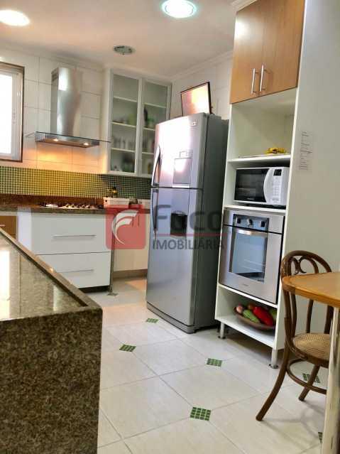 COZINHA  - Apartamento à venda Rua Benjamim Constant,Glória, Rio de Janeiro - R$ 1.140.000 - FLAP32176 - 18