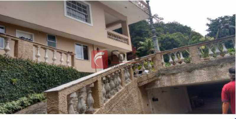 fachada - Casa à venda Rua Tenente Márcio Pinto,Gávea, Rio de Janeiro - R$ 4.800.000 - JBCA130001 - 4
