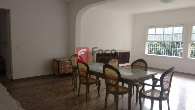 sala de jantar - Casa à venda Rua Tenente Márcio Pinto,Gávea, Rio de Janeiro - R$ 4.800.000 - JBCA130001 - 8