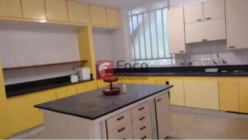 copa cozinha - Casa à venda Rua Tenente Márcio Pinto,Gávea, Rio de Janeiro - R$ 4.800.000 - JBCA130001 - 9