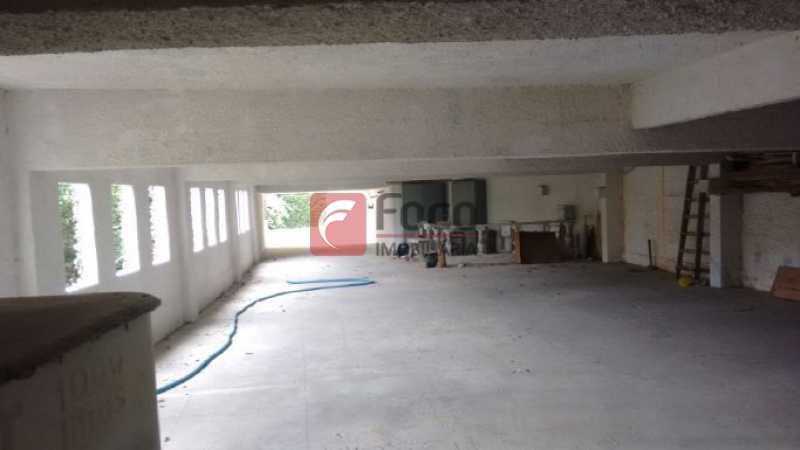 garagem - Casa à venda Rua Tenente Márcio Pinto,Gávea, Rio de Janeiro - R$ 4.800.000 - JBCA130001 - 14