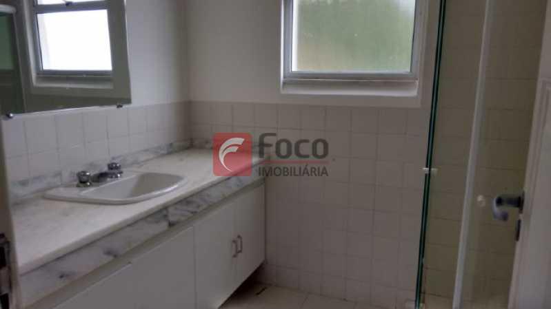 banheiro suite - Casa à venda Rua Tenente Márcio Pinto,Gávea, Rio de Janeiro - R$ 4.800.000 - JBCA130001 - 16