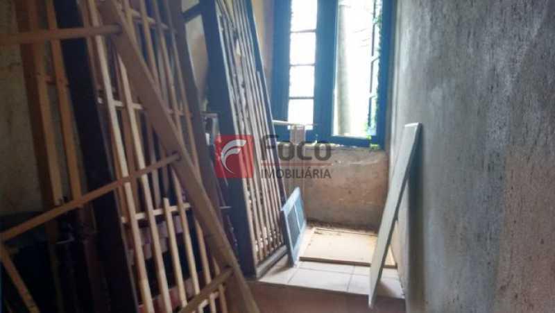 área com os 4 quartos - Casa à venda Rua Tenente Márcio Pinto,Gávea, Rio de Janeiro - R$ 4.800.000 - JBCA130001 - 24