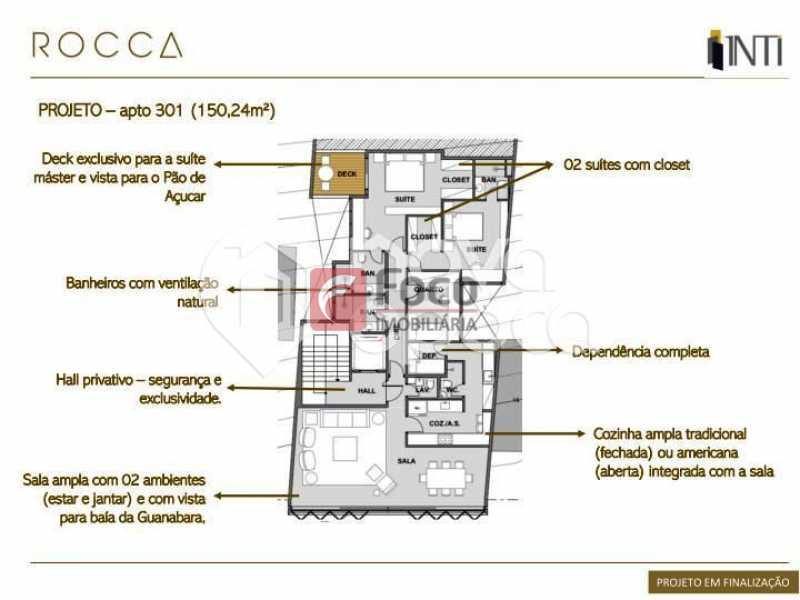 723878 - Apartamento À Venda - Urca - Rio de Janeiro - RJ - FLAP32182 - 12