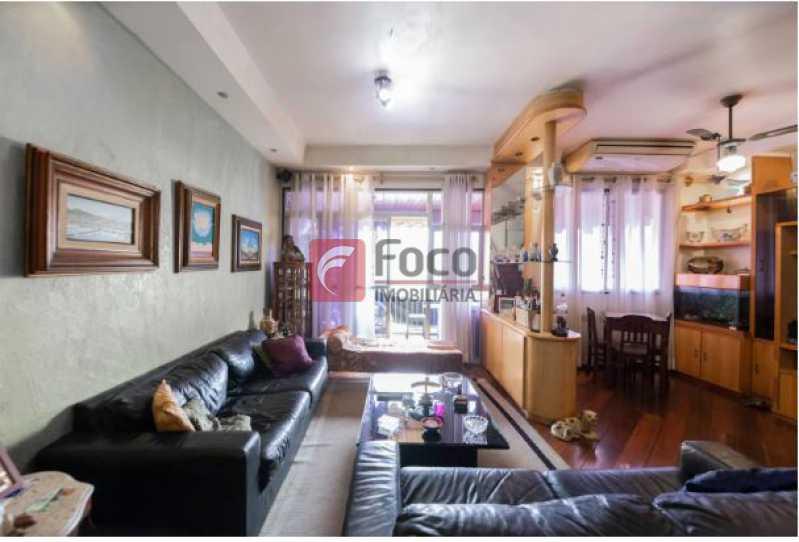1 - Cobertura à venda Rua Real Grandeza,Botafogo, Rio de Janeiro - R$ 1.800.000 - JBCO40084 - 1