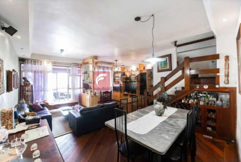 2 - Cobertura à venda Rua Real Grandeza,Botafogo, Rio de Janeiro - R$ 1.800.000 - JBCO40084 - 4