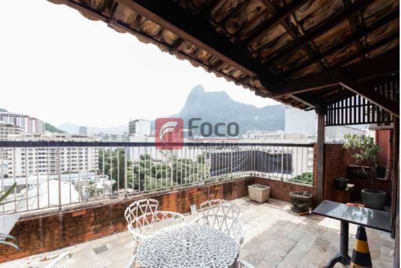 25 - Cobertura à venda Rua Real Grandeza,Botafogo, Rio de Janeiro - R$ 1.800.000 - JBCO40084 - 3