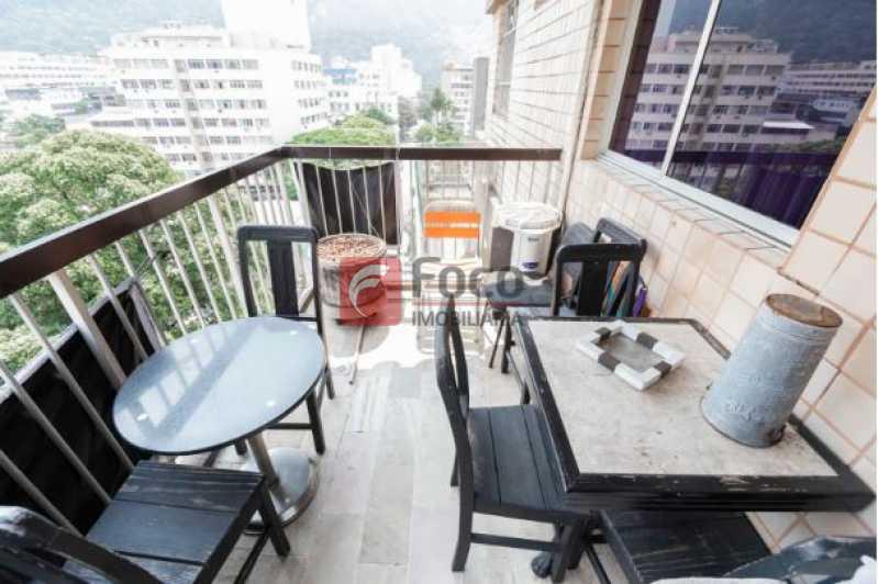 27 - Cobertura à venda Rua Real Grandeza,Botafogo, Rio de Janeiro - R$ 1.800.000 - JBCO40084 - 26