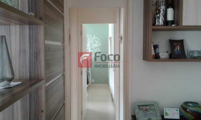 6 - Apartamento à venda Rua Professor Saldanha,Jardim Botânico, Rio de Janeiro - R$ 1.150.000 - JBAP20891 - 7