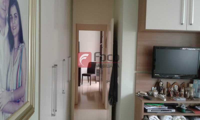 7 - Apartamento à venda Rua Professor Saldanha,Jardim Botânico, Rio de Janeiro - R$ 1.150.000 - JBAP20891 - 8