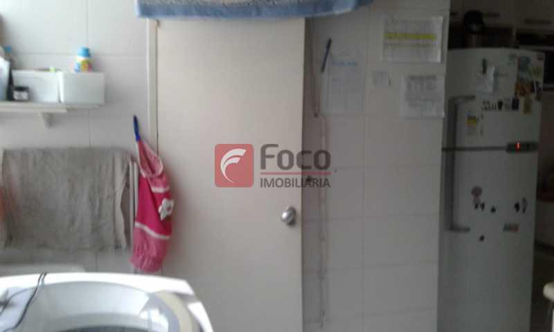 20 - Apartamento à venda Rua Professor Saldanha,Jardim Botânico, Rio de Janeiro - R$ 1.150.000 - JBAP20891 - 21