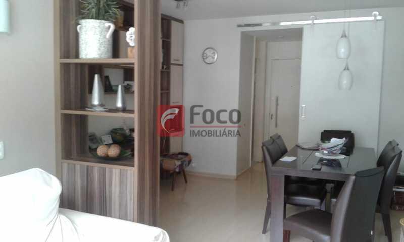 5 - Apartamento à venda Rua Professor Saldanha,Jardim Botânico, Rio de Janeiro - R$ 1.150.000 - JBAP20891 - 5
