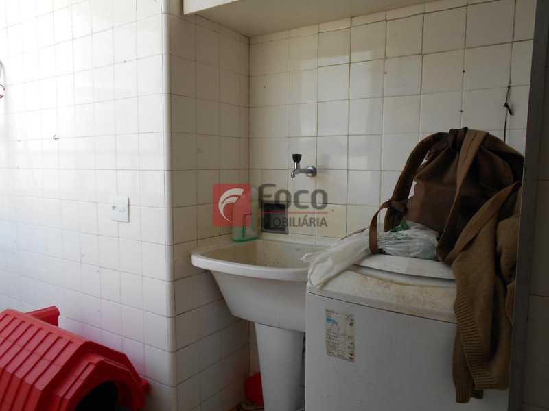 ÁREA SERVIÇO - Apartamento à venda Rua Jardim Botânico,Jardim Botânico, Rio de Janeiro - R$ 1.470.000 - FLAP32191 - 21