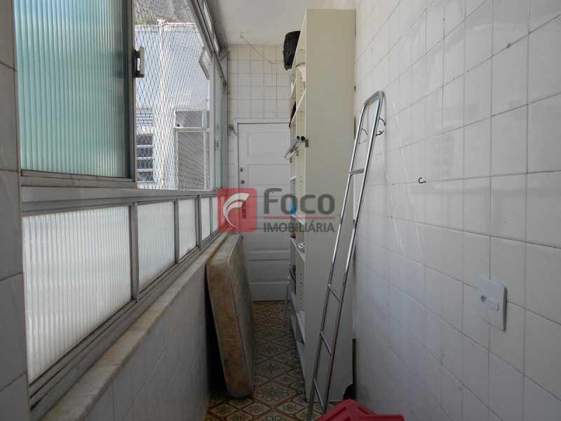 ÁREA SERVIÇO - Apartamento à venda Rua Jardim Botânico,Jardim Botânico, Rio de Janeiro - R$ 1.470.000 - FLAP32191 - 22