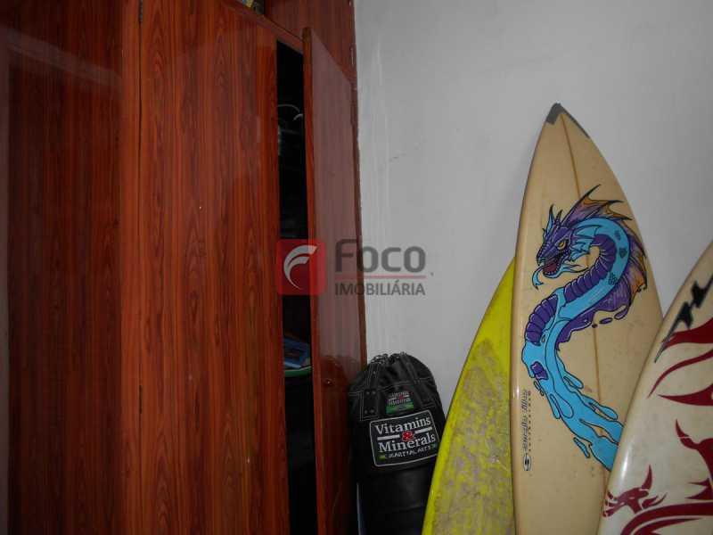 QUARTO EMPREGADA - Apartamento à venda Rua Jardim Botânico,Jardim Botânico, Rio de Janeiro - R$ 1.470.000 - FLAP32191 - 23