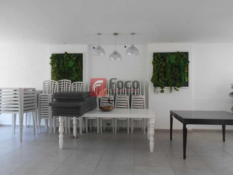 SALÃO FESTAS - Apartamento à venda Rua Jardim Botânico,Jardim Botânico, Rio de Janeiro - R$ 1.470.000 - FLAP32191 - 26