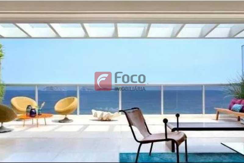 6 - Cobertura à venda Avenida Vieira Souto,Ipanema, Rio de Janeiro - R$ 18.000.000 - JBCO40074 - 1