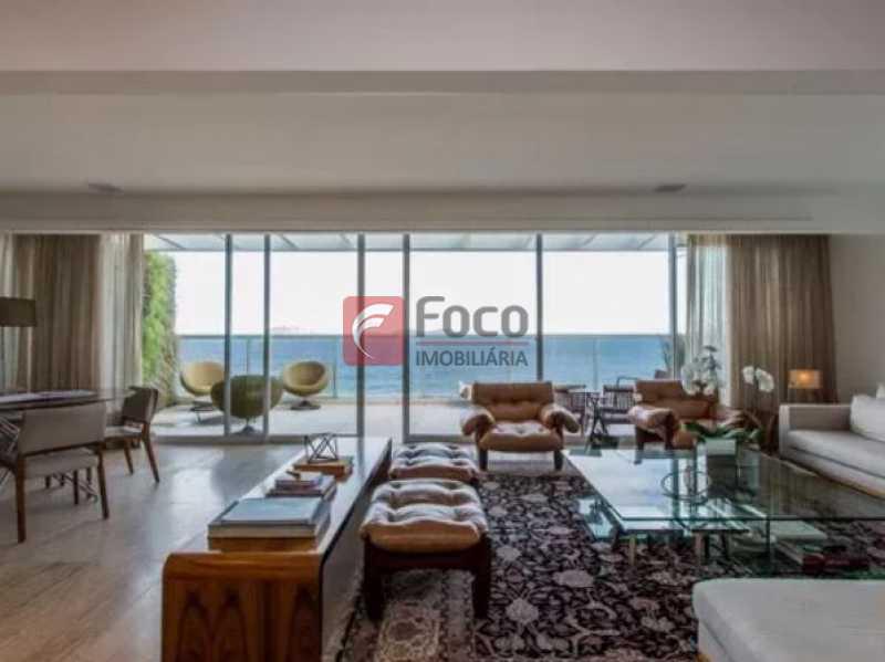 7 - Cobertura à venda Avenida Vieira Souto,Ipanema, Rio de Janeiro - R$ 18.000.000 - JBCO40074 - 12