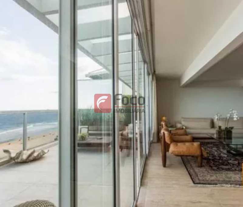10 - Cobertura à venda Avenida Vieira Souto,Ipanema, Rio de Janeiro - R$ 18.000.000 - JBCO40074 - 3