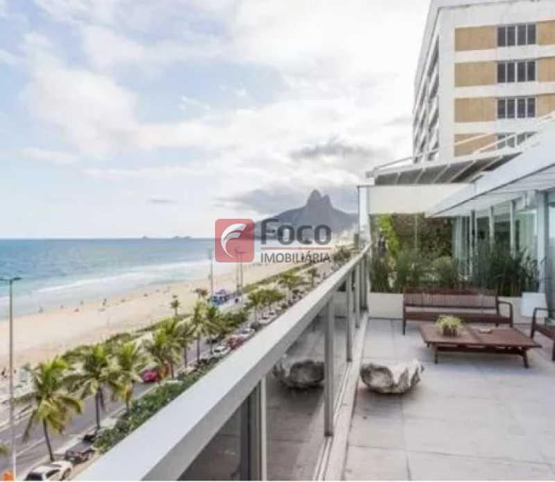 14 - Cobertura à venda Avenida Vieira Souto,Ipanema, Rio de Janeiro - R$ 18.000.000 - JBCO40074 - 7
