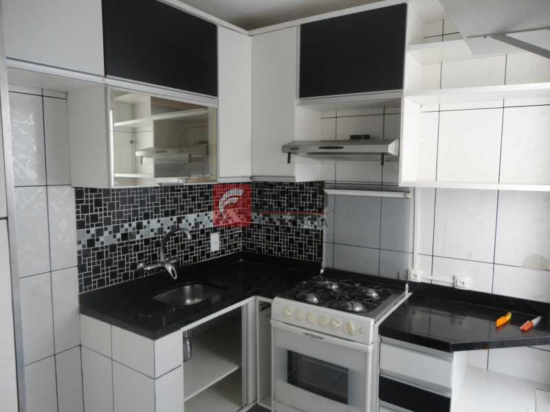 Cozinha - Apartamento 2 quartos à venda Tijuca, Rio de Janeiro - R$ 480.000 - JBAP21030 - 12